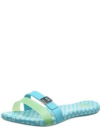 Sandales multicolores Zaxy