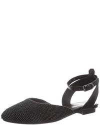Sandales noires Apepazza