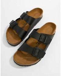 Sandales noires Birkenstock
