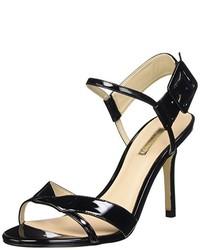 Sandales noires GUESS