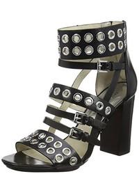 Sandales noires Michael Kors
