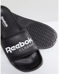 Sandales noires Reebok
