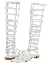 Sandales spartiates hautes