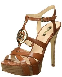 Sandales tabac GUESS