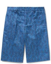 Short à étoiles bleu Givenchy