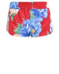 Short à fleurs multicolore adidas