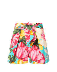 Short à fleurs multicolore Milly