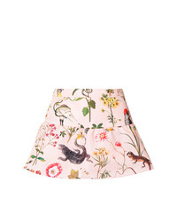 Short à fleurs rose RED Valentino