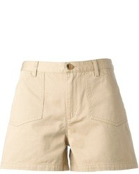 Short beige A.P.C.