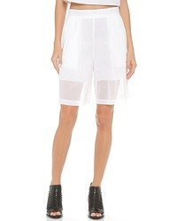 Short blanc 3.1 Phillip Lim