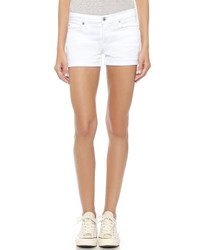Short blanc 7 For All Mankind