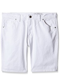 Short blanc Inside