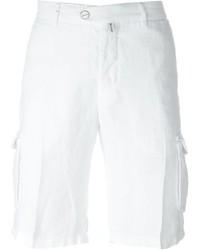 Short blanc Kiton