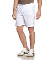 Short blanc Lotto Sport