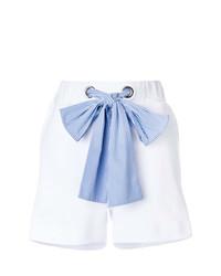 Short blanc MSGM