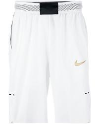 Short blanc Nike