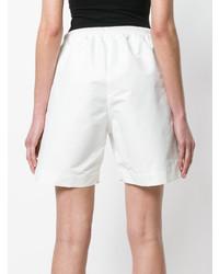 Short blanc Rick Owens