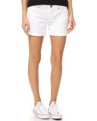 Short blanc True Religion