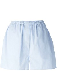 Short bleu clair Jil Sander