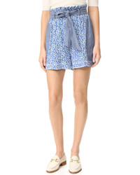 Short bleu clair Ulla Johnson