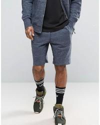 Short bleu marine adidas