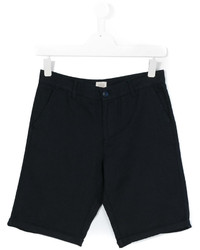 Short bleu marine Armani Junior