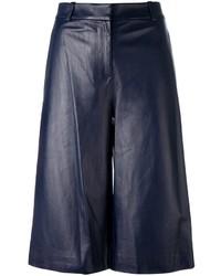 Short bleu marine Diane von Furstenberg