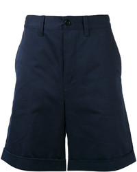 Short bleu marine Gucci