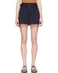 Short bleu marine Marc Jacobs