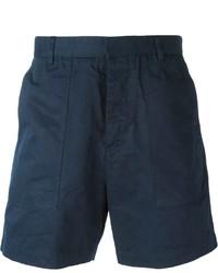 Short bleu marine Marni
