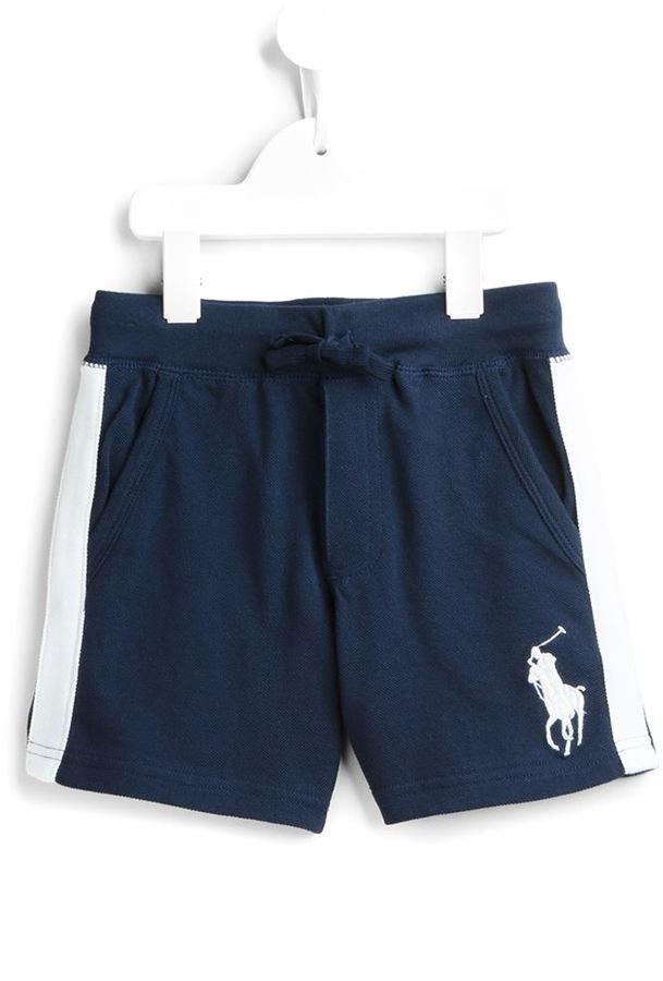 Short bleu marine Ralph Lauren
