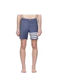 Short bleu marine Thom Browne
