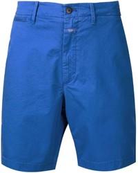 Short bleu Closed