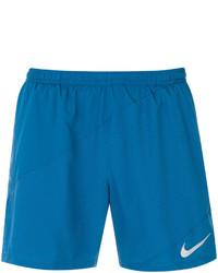 Short bleu Nike