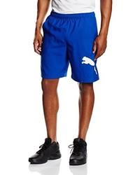 Short bleu Puma