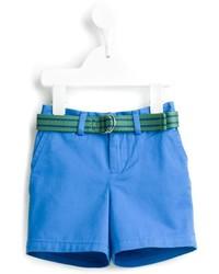 Short bleu Ralph Lauren