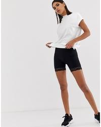 Short cycliste noir Fashionkilla