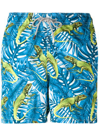 Short de bain bleu MC2 Saint Barth