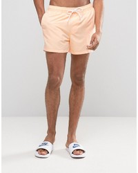 Short de bain orange Asos