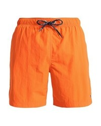 Short de bain orange Tommy Hilfiger