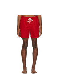 Short de bain rouge Polo Ralph Lauren