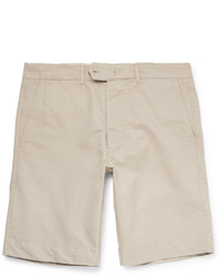 Short en coton beige Officine Generale