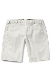 Short en coton blanc Loro Piana
