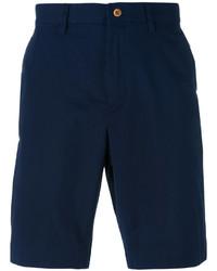 Short en coton bleu marine Polo Ralph Lauren