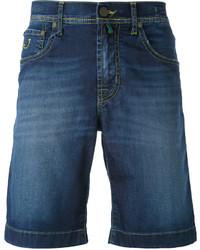 Short en coton bleu Jacob Cohen