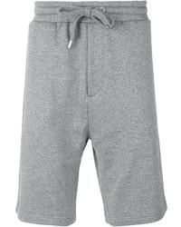 Short en coton gris Kenzo