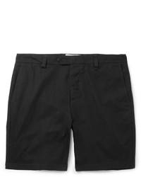 Short en coton noir Ami