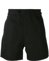 Short en coton noir Maison Margiela