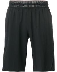 Short en coton noir Nike