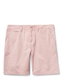 Short en coton rose Burberry